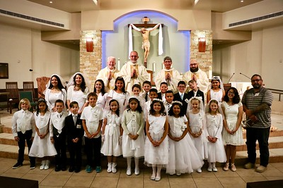 Confirmation and First Eucharist