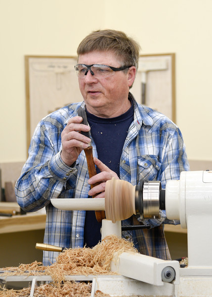 Creative Woodturning with Michael Hosaluk