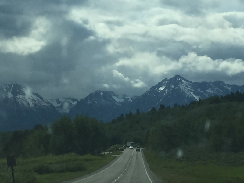 Grand Tetons coming up.