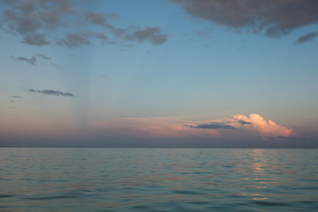 Куба, солнечные лучи