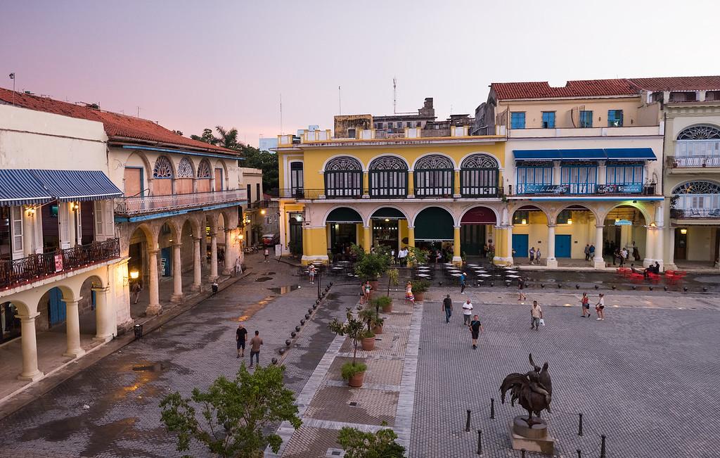 Куба, Гавана, после дождя