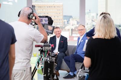 Zbigniew Czendlik, TV, interview, Varsava, Warszawa, Warsaw