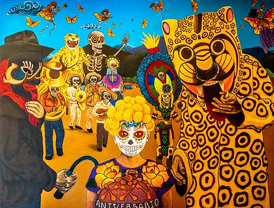 Day of the Dead San Rafael 2018-11