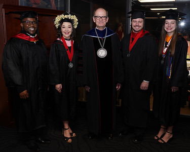 2018 Fall Commencement