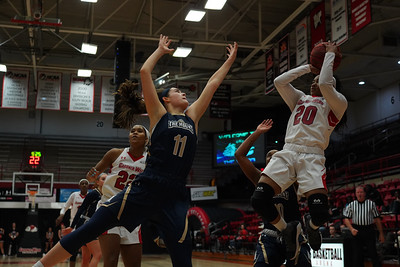 Women's Basketball vs. Mount St. Mary's