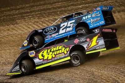 Brent Larson (B1) and Mason Zeigler (25Z)