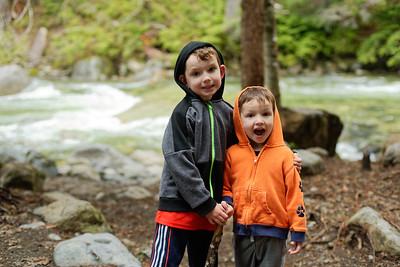 Denny Creek Hiking 2018