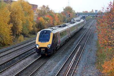 220029 1129/1S41 Plymouth-Edinburgh passes Burton on Trent    10/11/18