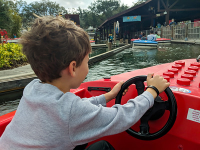 If you have the means, boats are the must have accessory for 6 year olds this winter