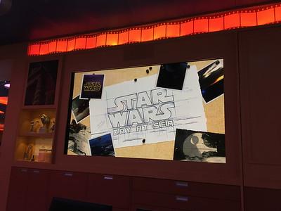 Dinner on Star Wars Day