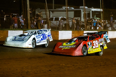 Tim McCreadie (39), Tyler Millwood (31) and Brandon Overton (76)