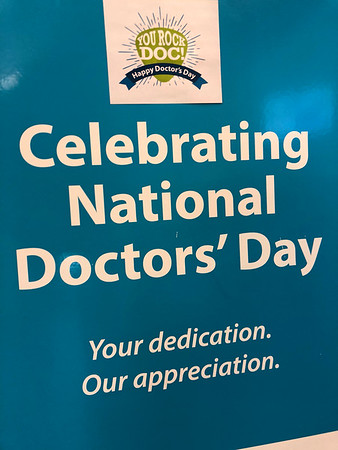 Doctors Day (March 2018)