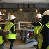 Tour of Baker Hall Construction