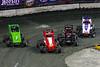 East Coast Indoor Dirt Nationals - CURE Insurance Arena - Trenton, NJ - 98 Matt  Roselli, 7 Sean  Brierly