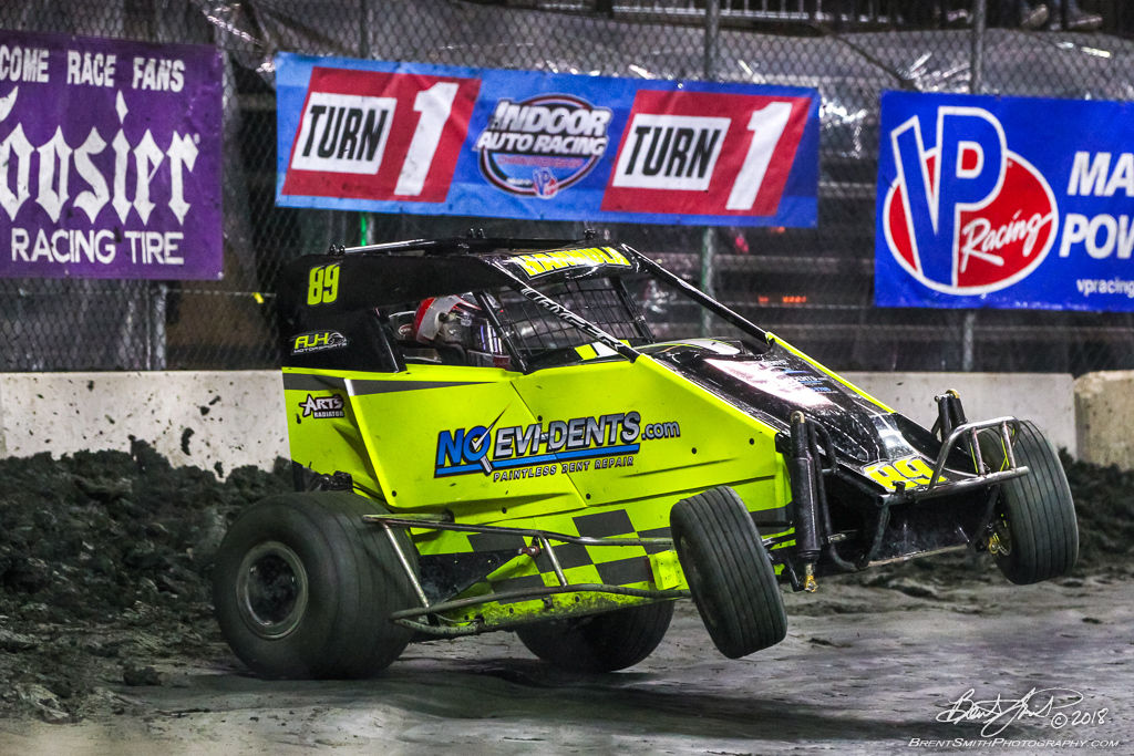 East Coast Indoor Dirt Nationals - CURE Insurance Arena - Trenton, NJ - 89 Andrew Hannula