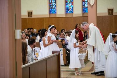 180520 Incarnation Catholic Church 1st Communion-49