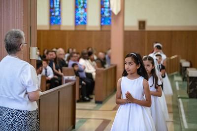 180520 Incarnation Catholic Church 1st Communion-56