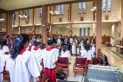 180520 Incarnation Catholic Church 1st Communion-28