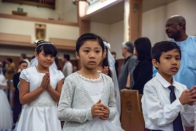 180520 Incarnation Catholic Church 1st Communion-11
