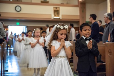 180520 Incarnation Catholic Church 1st Communion-7