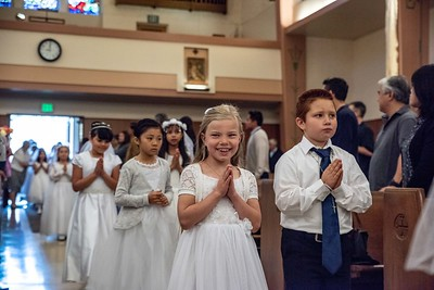 180520 Incarnation Catholic Church 1st Communion-8