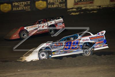 Boom Briggs (99B) and Bobby Pierce (32)