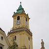 Bratislava Old Town Hall tower