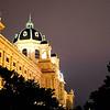 Kunsthistorisches Museum (Vienna)at night