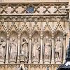 Votivkirche statues