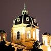 Kunsthistorisches Museum (Vienna) at night
