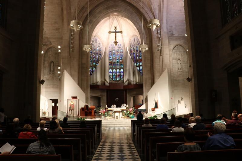 Ecumenical Vigil for St. Anna