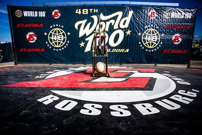 World 100 trophy