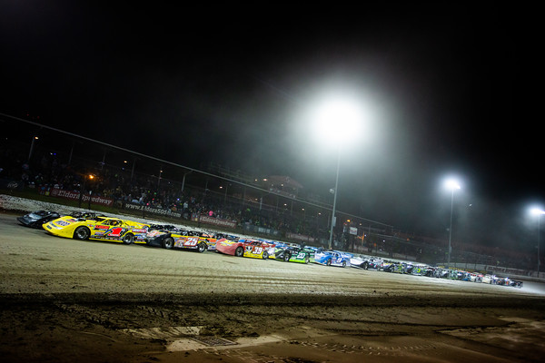 48th Annual World 100 starting grid