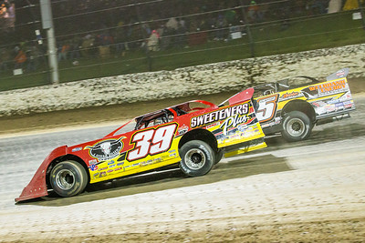Tim McCreadie (39) and Shane Clanton (25)