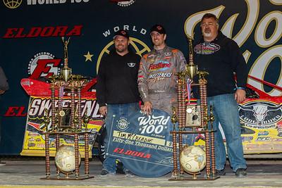 Justin Labonte (L), Tim McCreadie (C) and Bill Schlieper (R)