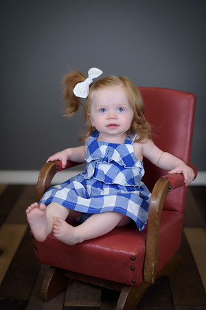 Elise One Year-11