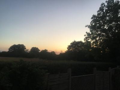 England Day 2
