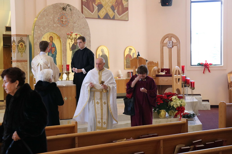 Epiphany Liturgy in Farmington