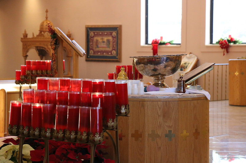 Epiphany Liturgy in Farmington