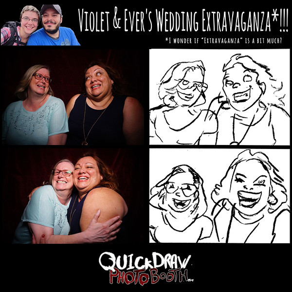 Prints come in all shapes and sizes. If you'd like to buy a print but can't crop the image to your liking; email us and we'll alter the photo to fit your preferred sizes. �  a hrefmailtoinfoquickdrawphotobooth.cominfoquickdrawphotobooth.coma