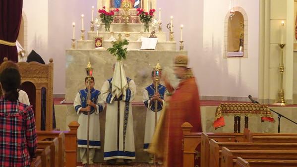 Exultation of the Holy Cross 2018