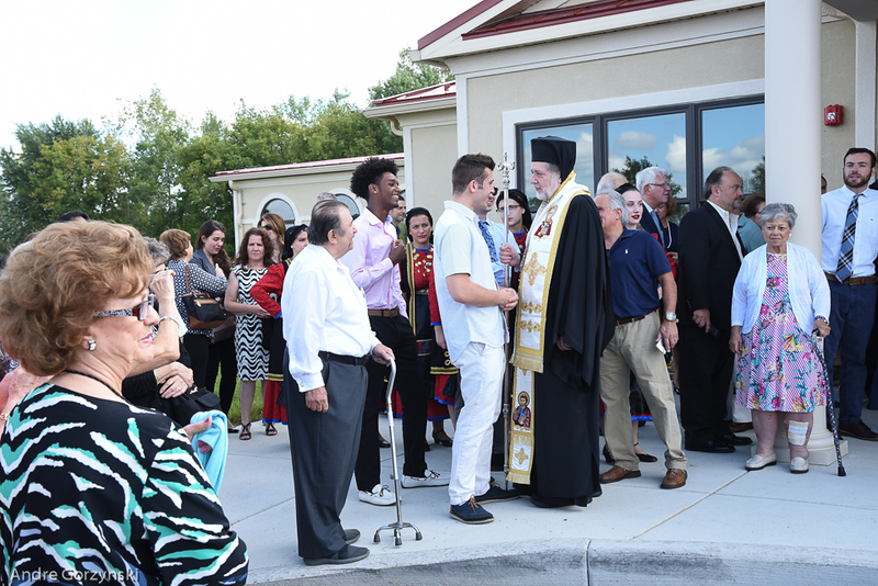 Family Life Center Opening