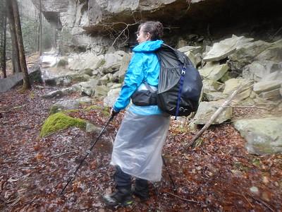 Feb 24-25 Honey Creek NA Off Trail w Susan