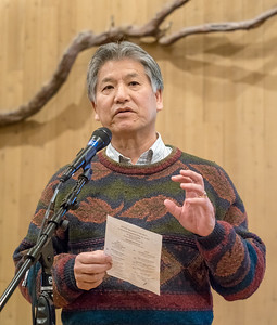 The Rev. Michael Yoshii, Buena Vista UMC