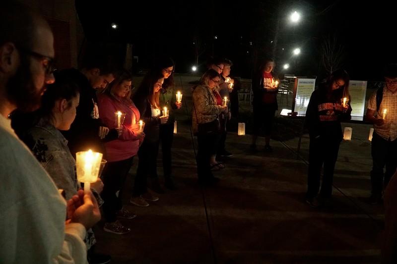 Candle light Vigil