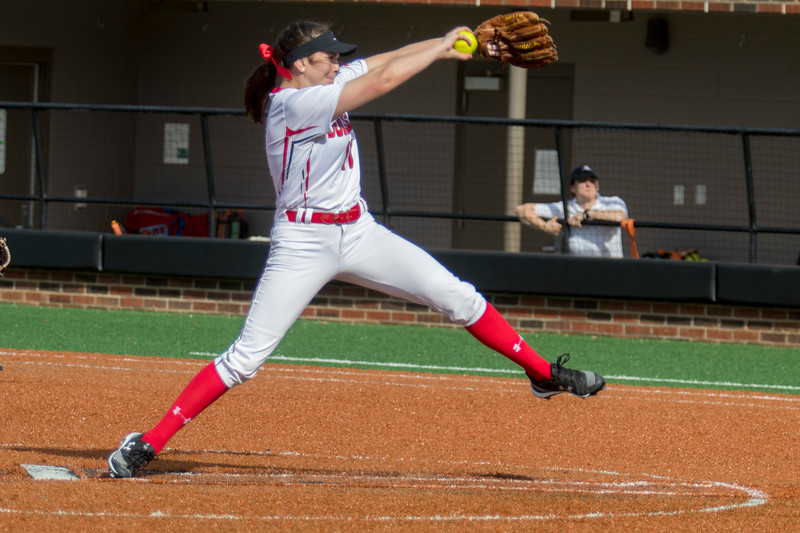 GWU Softball vs. Western Illinois University Feb 2018