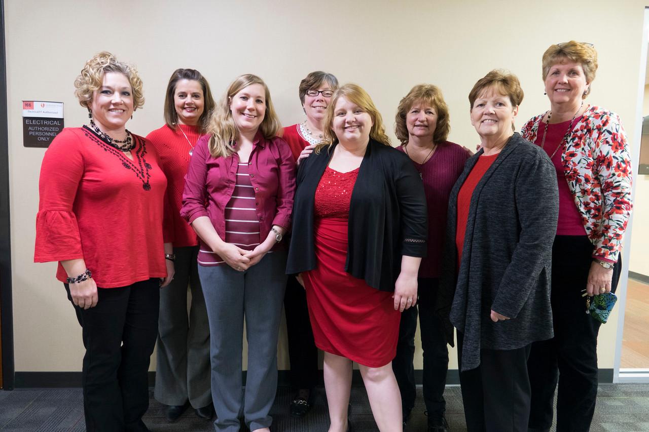 Hunt School of Nursing: Go Red for Women