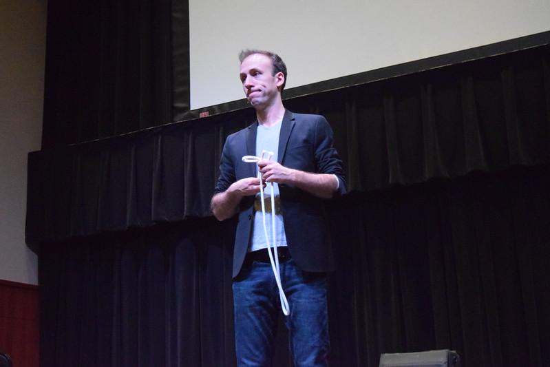 Magician, Peter Boie