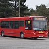 Red Rose ADL Enviro 200 YX10BGY (ex First London DML44164) in Milton Keynes on the 301 to Stony Stratford, 10.02.2018.