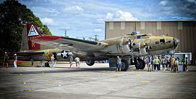 EAA Warbirds at Venice Airport 014